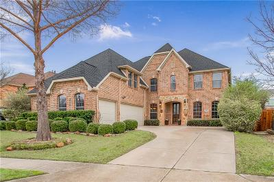 Mckinney Single Family Home Active Contingent: 8504 Gleneagles Court