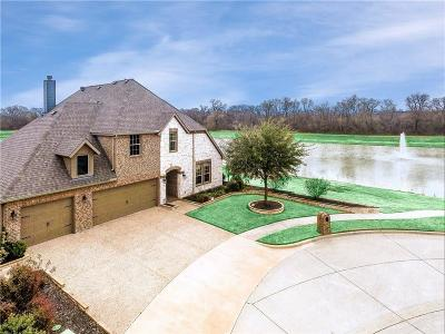 McKinney Single Family Home Active Contingent: 1100 Eastbrook Drive