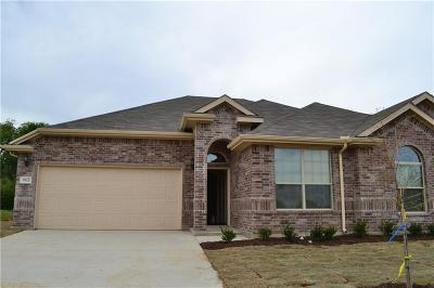 Forest Hill TX Single Family Home For Sale: $210,000