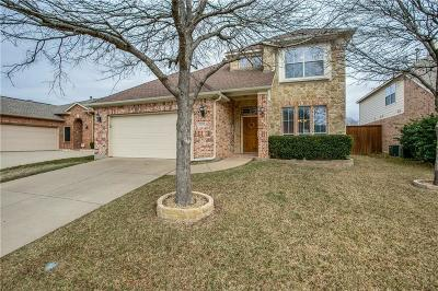 McKinney Single Family Home Active Option Contract: 6208 Brand Drive