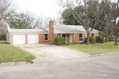 Richland Hills Single Family Home For Sale: 3100 Kingsbury Avenue