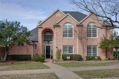 Coppell Single Family Home For Sale: 344 Cedar Crest Drive
