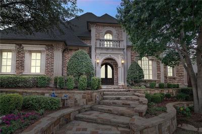 Frisco Single Family Home For Sale: 6459 Memorial Drive