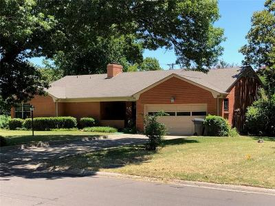 Single Family Home For Sale: 7110 Robin Road