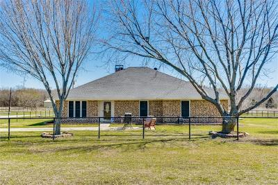 Farmersville Single Family Home Active Option Contract: 5275 Private Road 1162