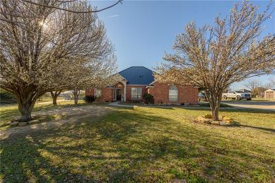 Haslet Single Family Home Active Contingent: 13725 Bates Aston Road