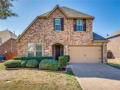 Frisco Single Family Home Active Option Contract: 11489 Luxembourg Lane