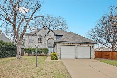 Fort Worth Single Family Home For Sale: 7600 Meadowlark Drive