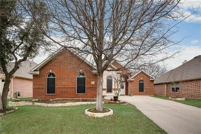 Denton Single Family Home For Sale: 5604 Parkplace Drive