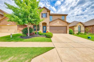 Tarrant County Single Family Home For Sale: 3837 Whisper Hollow Way