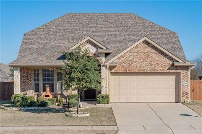 Wylie Single Family Home For Sale: 1908 Spencer Lane