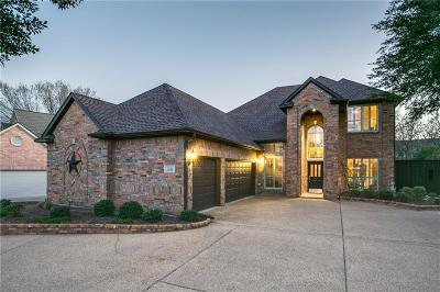 Allen Single Family Home Active Option Contract: 1121 Shadetree Lane