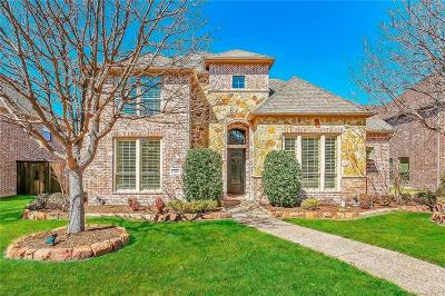 Frisco Single Family Home For Sale: 10260 Bowling Green Drive