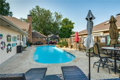 McKinney Single Family Home Active Option Contract: 2405 Shadow Lane Drive