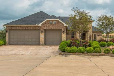 Denton Single Family Home For Sale: 9009 Landmark Lane