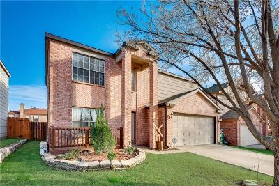 Denton Single Family Home Active Option Contract: 3313 Bent Creek Drive