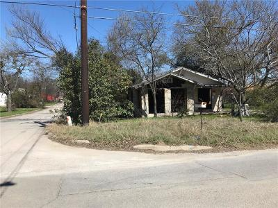 Weatherford Residential Lots & Land For Sale: 914 W West Oak Drive