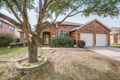 Forney Single Family Home For Sale: 312 Bayberry Trail