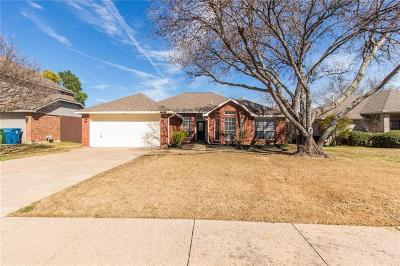 Flower Mound Single Family Home For Sale: 2108 Sheffield Lane