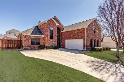 Denton Single Family Home Active Option Contract: 5009 Thistle Way