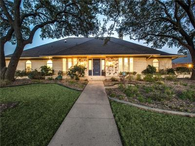 Dallas Single Family Home For Sale: 12424 Ruthdale Drive