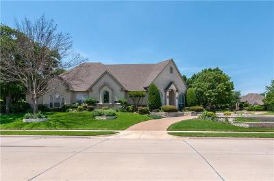 North Richland Hills Single Family Home Active Option Contract: 8924 Thornmeadow Court