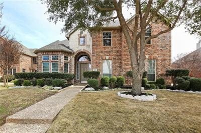 Flower Mound Single Family Home Active Option Contract: 2628 Huntly Lane