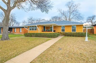 Single Family Home Active Option Contract: 2603 San Marcus Avenue