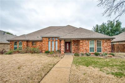 Plano Single Family Home For Sale: 3616 Sailmaker Lane