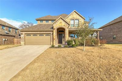 Burleson Single Family Home For Sale: 6428 Azur Meadows Drive