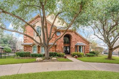 Colleyville Single Family Home For Sale: 3411 Cliffwood Drive