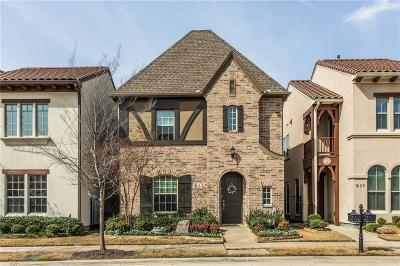 Flower Mound Single Family Home Active Contingent: 633 Surrey Lane