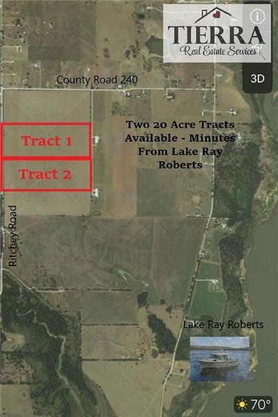 Cooke County Farm & Ranch For Sale: Lot 1 Ritchey Road