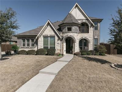 Prosper Single Family Home Active Option Contract: 1501 Brush Creek Road