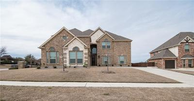 Sachse Single Family Home For Sale: 7715 Graystone Drive