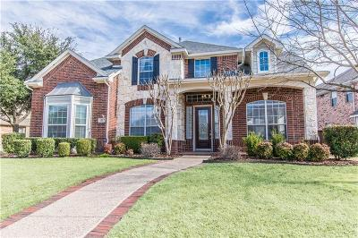 Allen Single Family Home Active Option Contract: 1217 N Arbor Park Drive