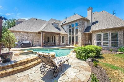 Allen Single Family Home Active Option Contract: 1114 Navarro Drive