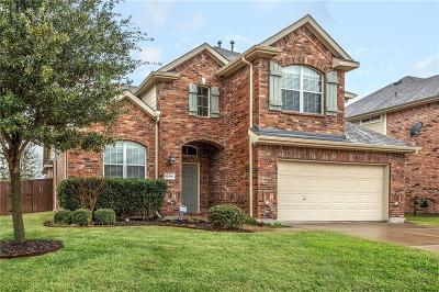 McKinney Single Family Home For Sale: 10301 Colfax Drive
