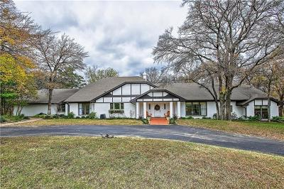 Grayson County Single Family Home Active Option Contract: 11 Timbercreek Road