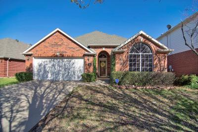 Single Family Home For Sale: 7858 Park Downs Drive