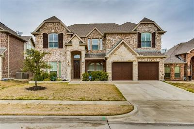McKinney Single Family Home For Sale: 11904 Alexandria Drive
