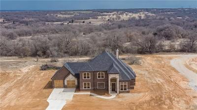 Archer County, Baylor County, Clay County, Jack County, Throckmorton County, Wichita County, Wise County Single Family Home For Sale: 114 Saddle Horn Trail