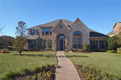 Lewisville Single Family Home Active Option Contract: 1224 Dame Susan Lane