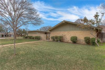 Fort Worth Single Family Home For Sale: 4705 Westlake Drive