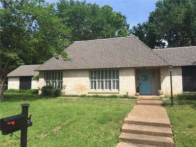 Sherman Single Family Home For Sale: 2605 Turtle Creek Drive