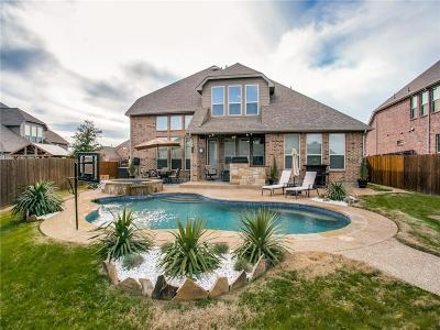 Sachse Single Family Home For Sale: 5008 Eureka Lane