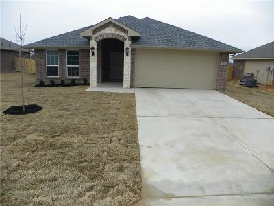 Mabank Single Family Home Active Option Contract: 104 Springleaf Lane