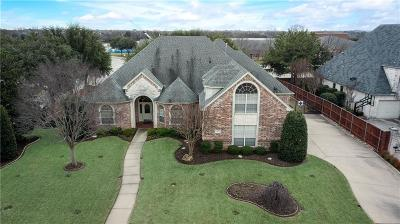 Southlake Single Family Home Active Option Contract: 710 Lorraine Drive