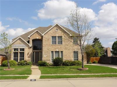 Keller Residential Lease For Lease: 505 Ironwood Drive