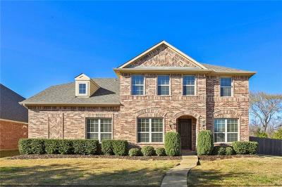 Frisco Single Family Home Active Option Contract: 15962 Willowbrook Lane